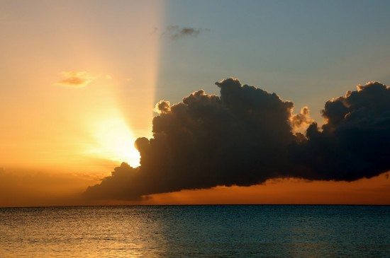 Travel photo of the week - Sunset in Grenada