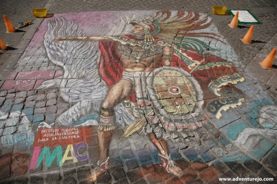 Photos from the San Marcos National Fair in Aguascalientes Mexico