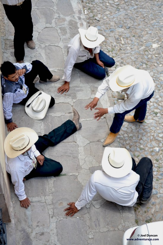 Photo of the day - Cowboys Talk Business (Real de Catorce, Mexico)