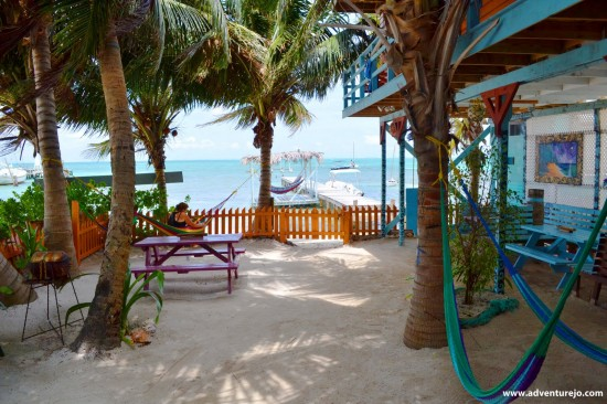 Where to stay in Caye Caulker, Belize? Yuma's House or Bella's?