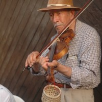 An Old Man and His Violin