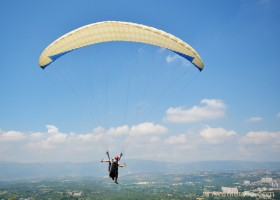 Flying High in Bucaramanga, Colombia - A Paragliding Paradise