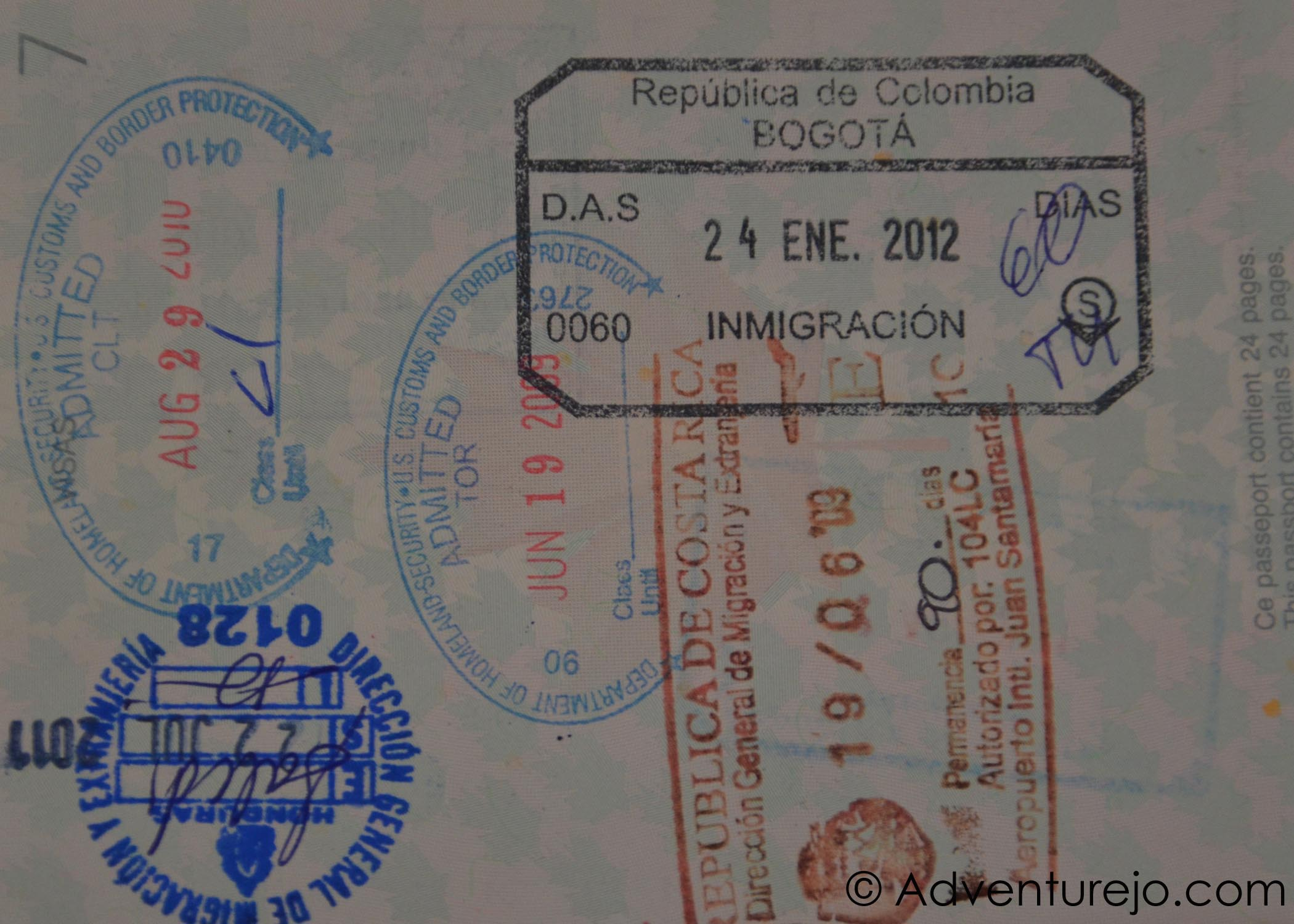 All you need to know about renewing your tourist visa in Colombia