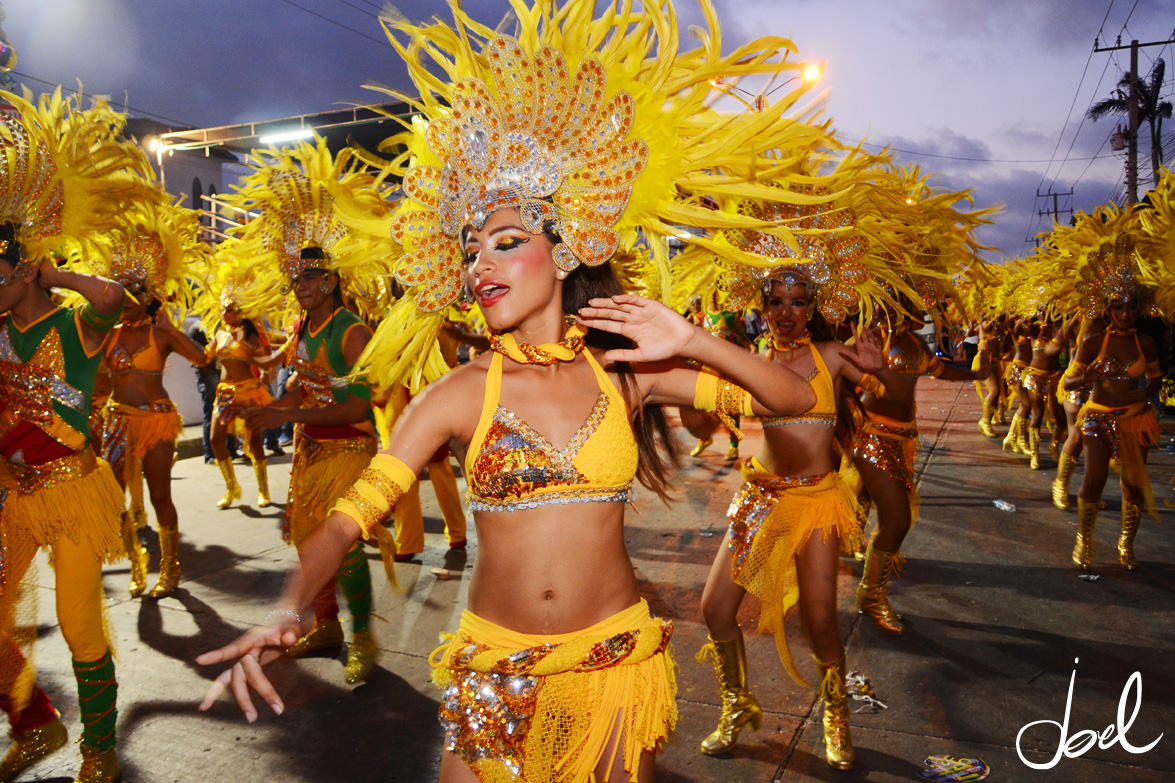 Carnival in Barranquilla Colombia – Relive 2013 with Colourful Photographs