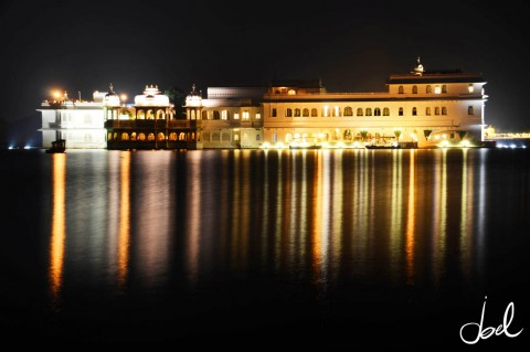 Lake Hotel in Udaipur India