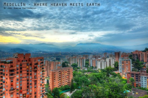 Medellin-Colombia-Photo-Skies-Mountains