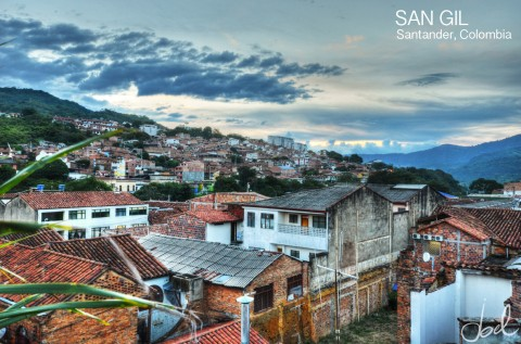 Sunset-San-Gil-Santander-Colombia