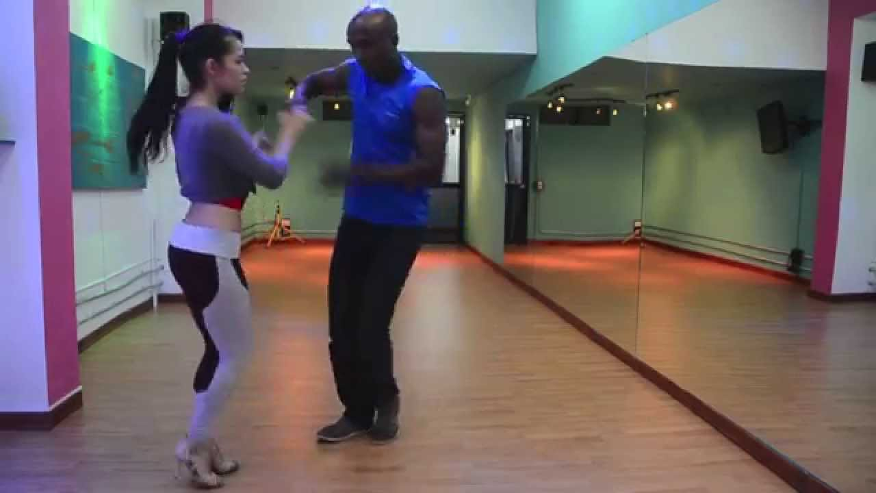 Learning To Dance Bachata in Medellin Colombia