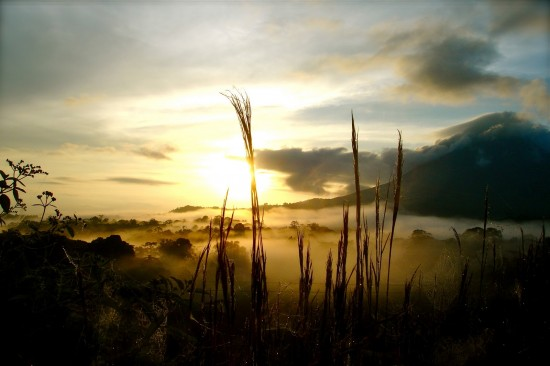 Travel Photo of the Week - Volcano Arenal, Costa Rica