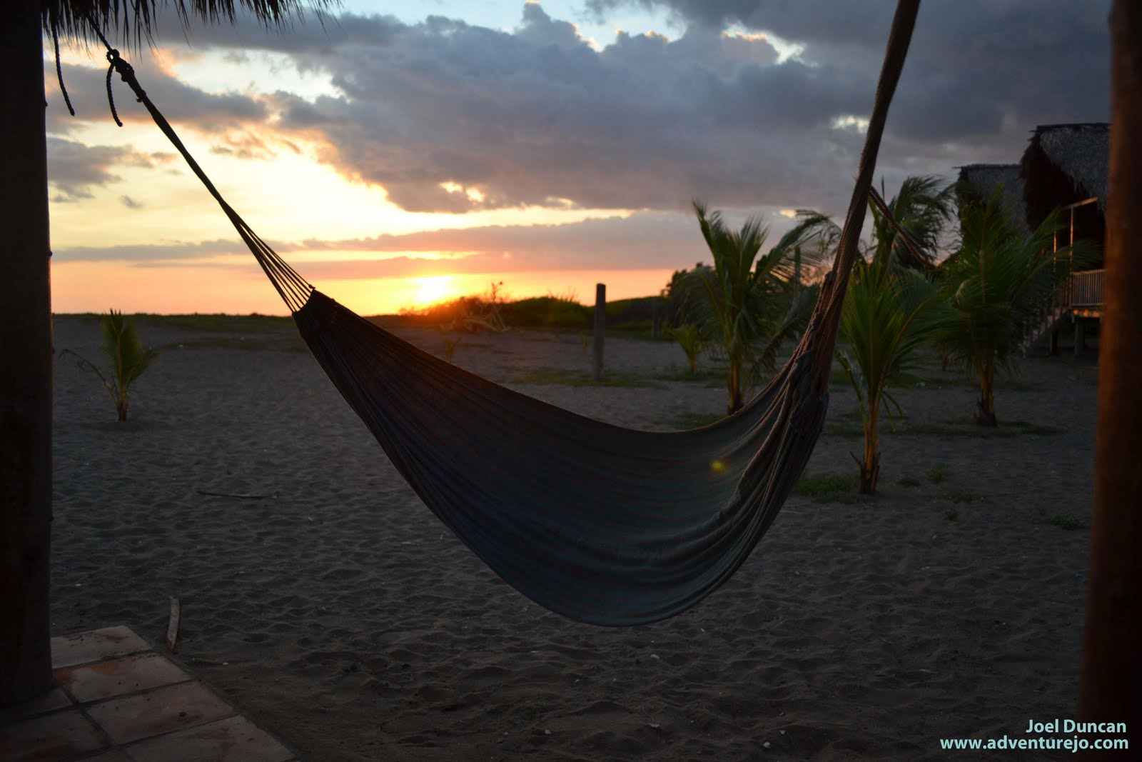 Relax Your Ass Slowly at Surfing Turtle Lodge in Nicaragua