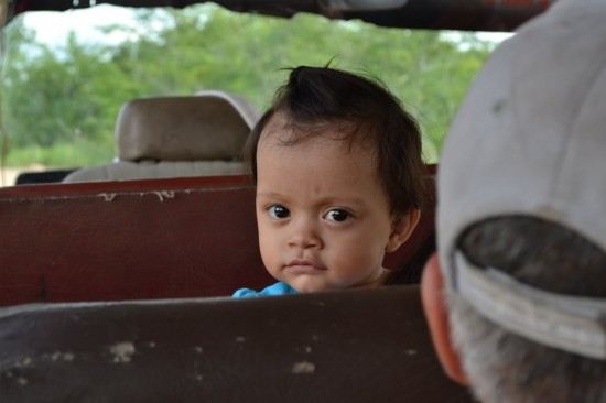 Faces of Central America & Mexico - Portraits of a People