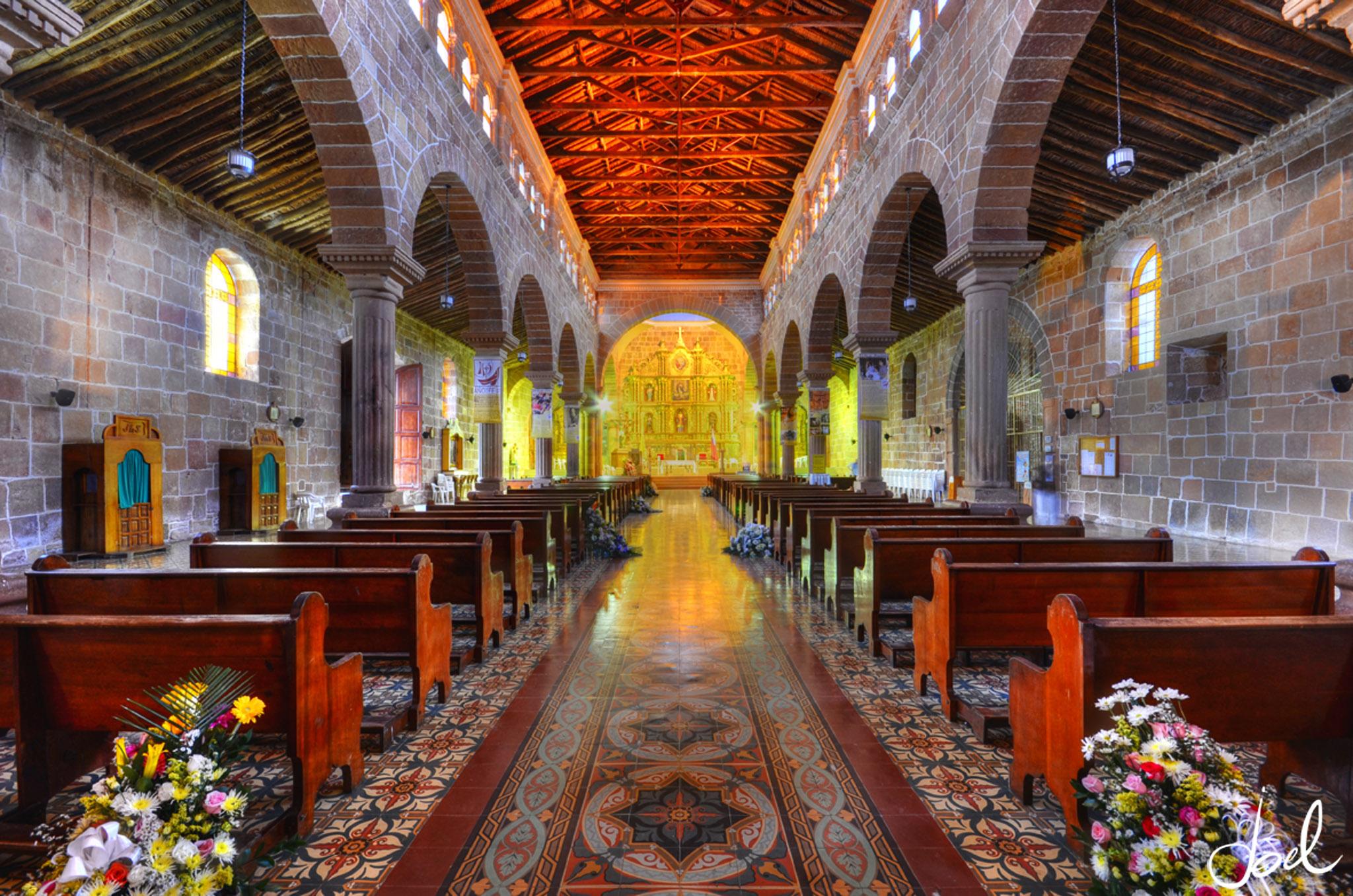 Catedral Inmaculada Concepción Barichara – Colombia