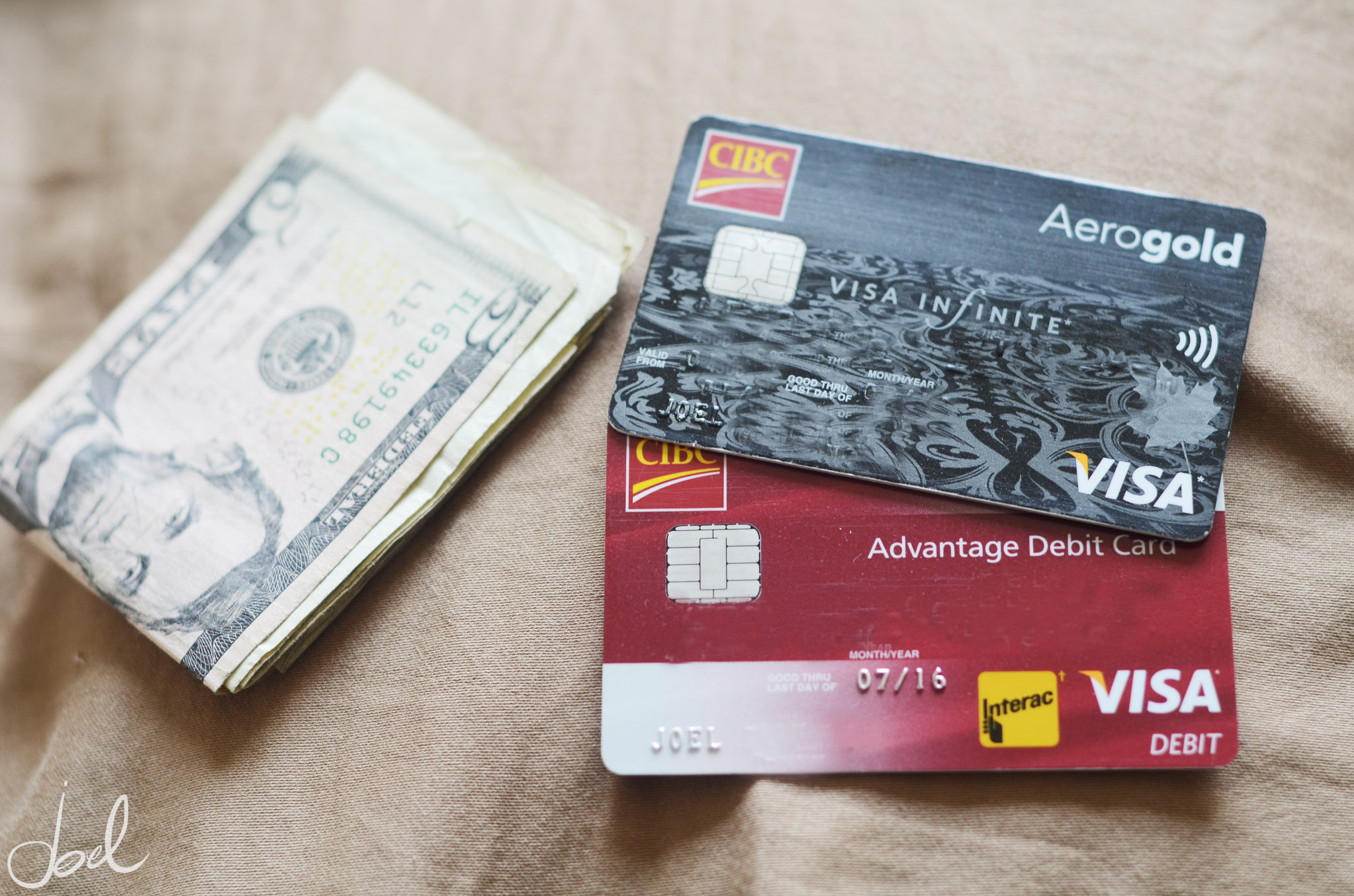 Cash, Debit and Credit Cards – A Balancing Act When Traveling