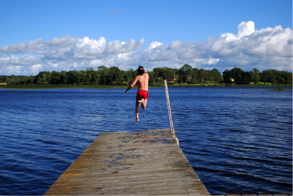 3 Great Wild Swimming Sites in the UK