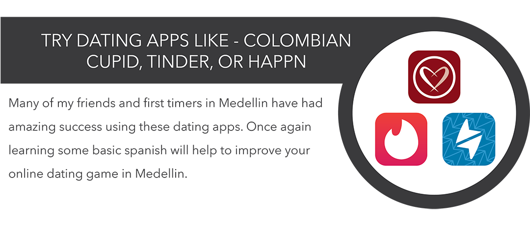 best colombian dating apps